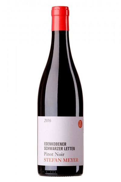Schwarzer Letten Pinot Noir 2015 trocken, Weingut Stefan Meyer