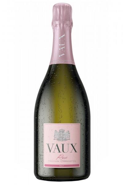 Vaux Rosé Brut trocken, Schloss Vaux