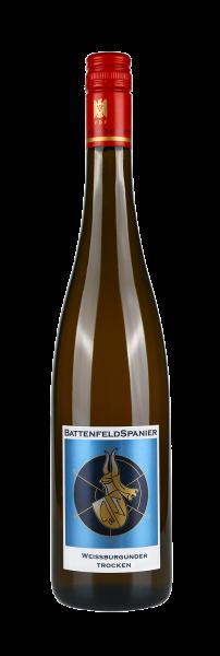 BIO Weissburgunder 2018 QW trocken, Weingut Battenfeld-Spanier
