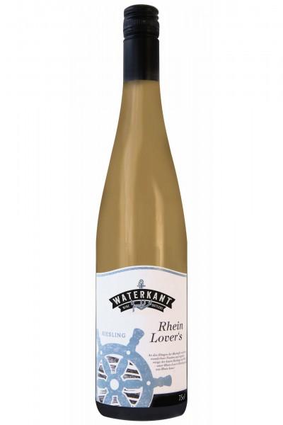 Rheinlovers, Riesling 2020 trocken, Waterkant Winebottlers